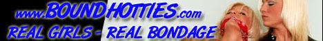 BoundHotties - Homemade Amateur Bondage!